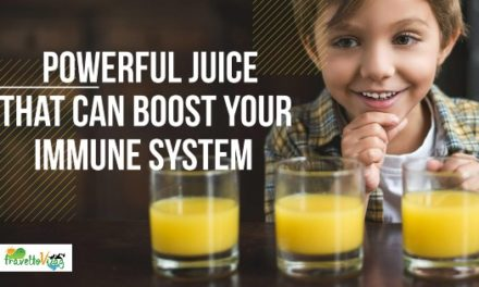 Powerful juice that can boost your immune system