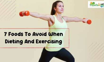 7 foods to avoid when dieting and exercising
