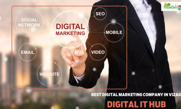 Best digital marketing company in Vizag- Digital IT Hub
